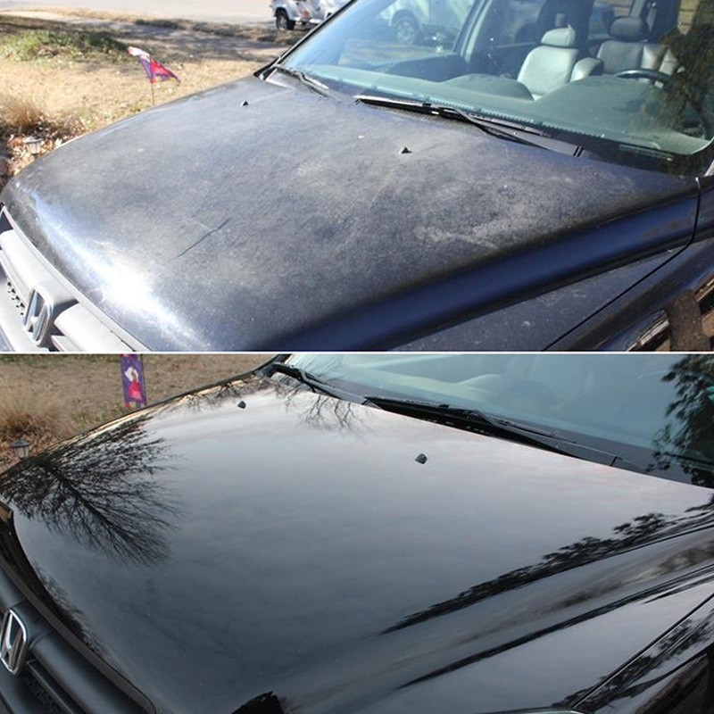 Image of Before & After Paint Restoration Services