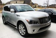 Client Vehicle – Infiniti SUV