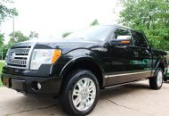 Client Vehicle – Ford F150