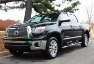 Client Vehicle – Toyota Tundra Truck