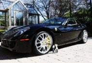 Client Vehicle – Ferrari 599 GTB