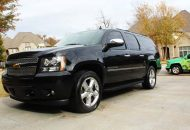 Client Vehicle – Chevrolet Suburban