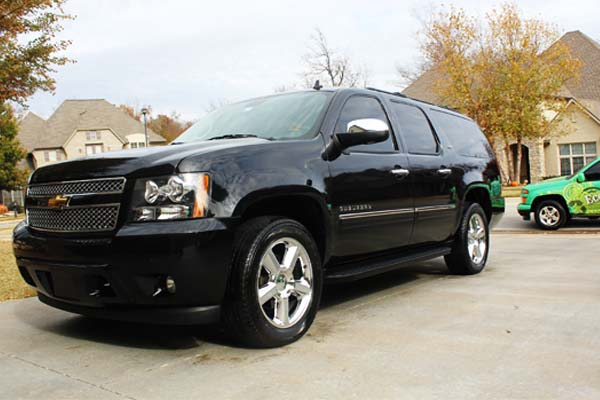 Image of a Chevrolet Suburban