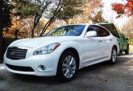 Client Vehicle – Infiniti Sedan