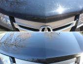 Acura Before & After Paint Correction Services