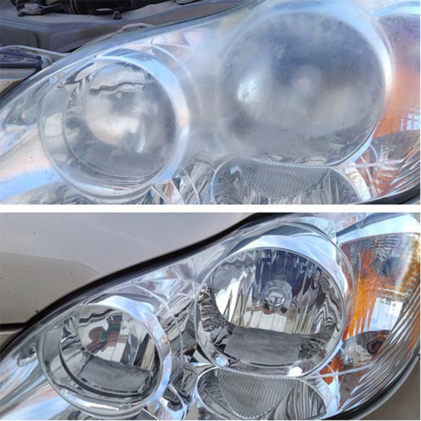 Headlight Restoration Ecogreen Mobile Detailing